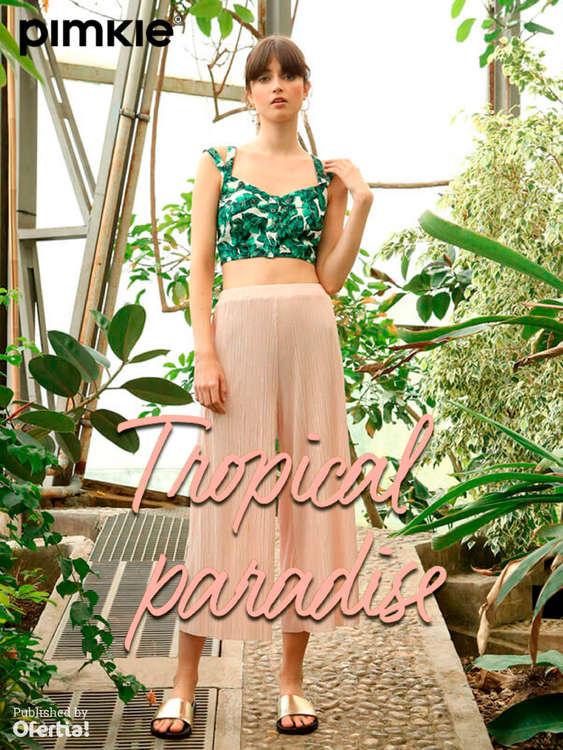 Ofertas de Pimkie, Tropical paradise