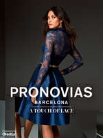 Ofertas de Pronovias, A touch of lace