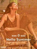 Ofertas de Ese O Ese, Hello Summer