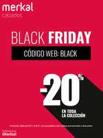 Ofertas de Merkal, Black Friday -20% en toda la colección