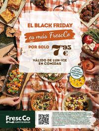Black Friday en Fresc Co