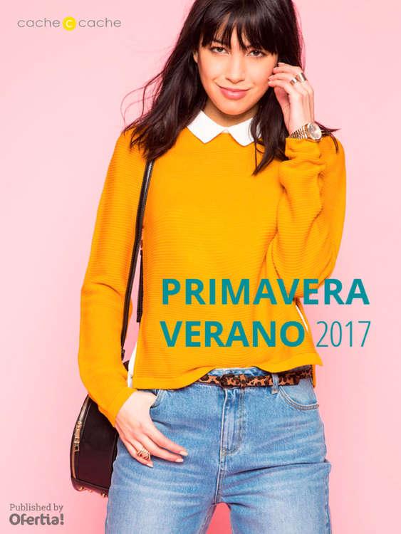 Ofertas de Cache Cache, Primavera Verano 2017