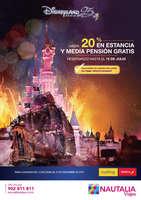 Ofertas de Nautalia, Hasta 20% en estancia y media pensión gratis