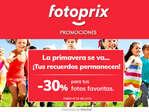 Ofertas de Fotoprix, Promociones Fotoprix