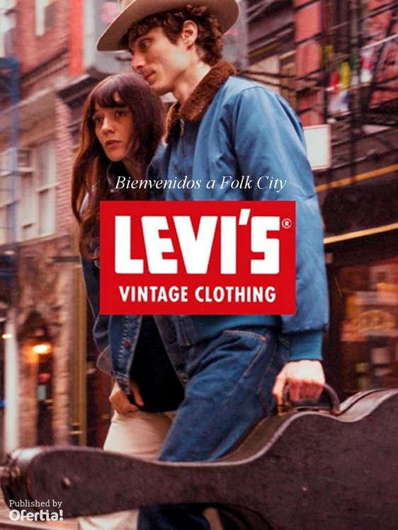Ofertas de Levi's, Bienvenidos a Folk City