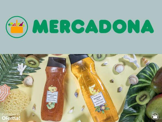 Mercadona san agust n del guadalix ofertas cat logo y - Gel de bano mercadona ...