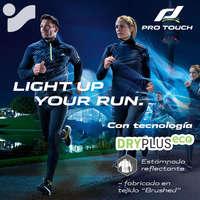 Light up your run
