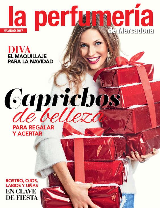 Ofertas de Mercadona, Mercadona-revista-perfumería-navidad-castellano