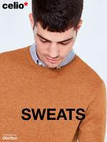 Ofertas de Celio, Sweats