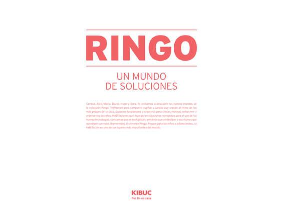 Ofertas de Kibuc, Ringo