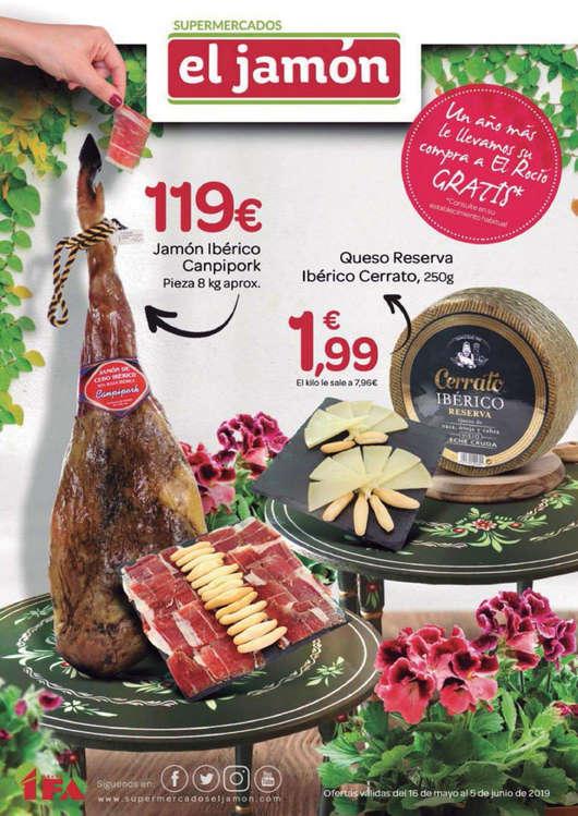 Ofertas de Supermercados El Jamón, Supermercados El Jamón