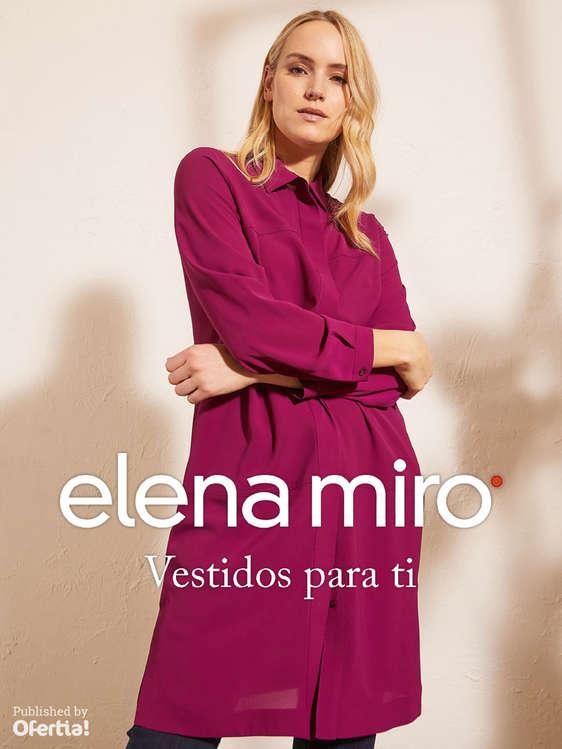 Ofertas de Elena Mirò, Vestidos para ti