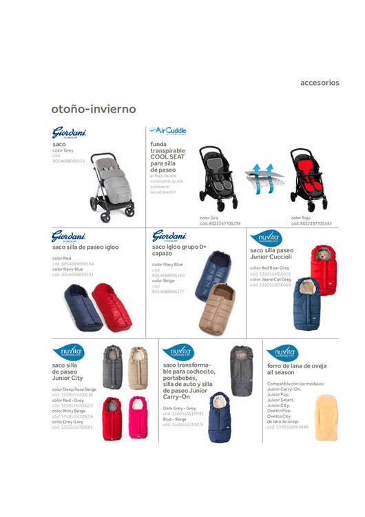 Ofertas de Prenatal, La Silla de Paseo