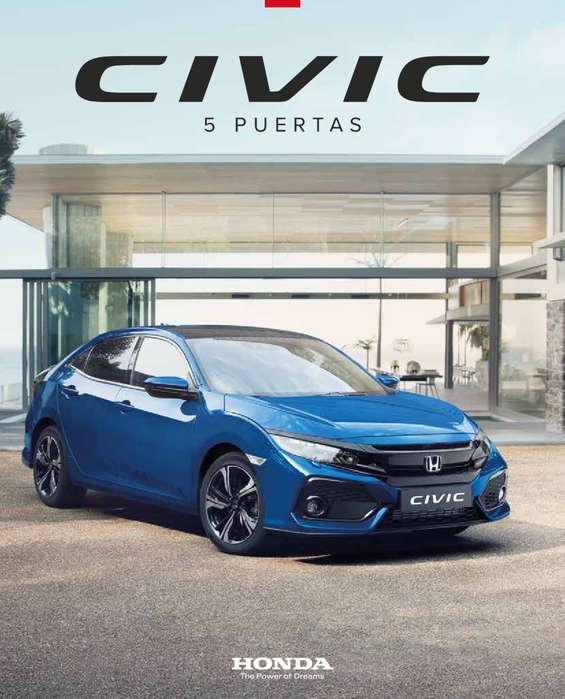 Ofertas de Honda, Civic 5 puertas