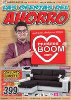 Ofertas de Muebles Boom, Las ofertas del ahorro