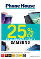 Ofertas de Phone House, Hasta 25% dto.