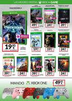 Ofertas de GAME, Las mejores ofertas XBOX