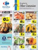 Ofertas de Carrefour, Nos gustan las Islas Canarias