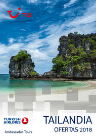 Tailandia Ofertas 2018