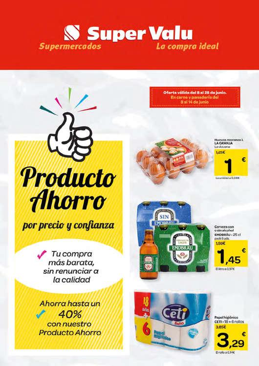Ofertas de Super Valu, Producto ahorro