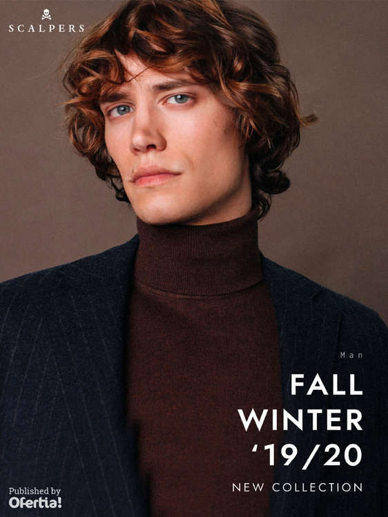 Ofertas de Scalpers, Fall Winter 19-20