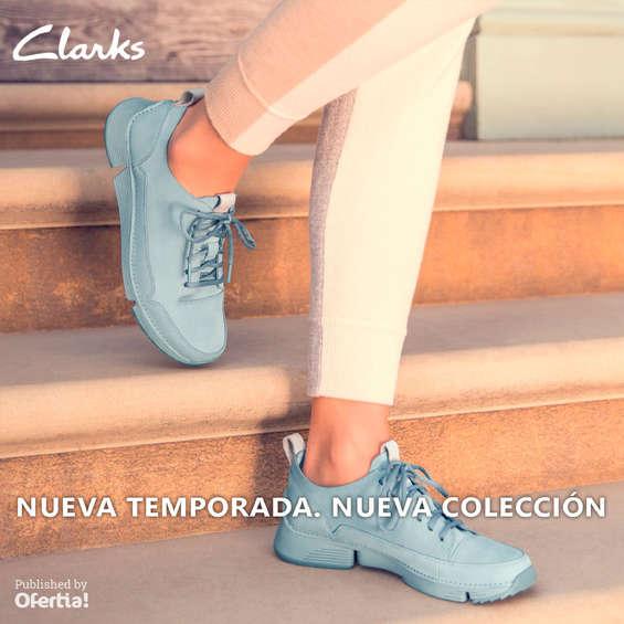 Ofertas de Clarks, Nueva temporada, nueva colección