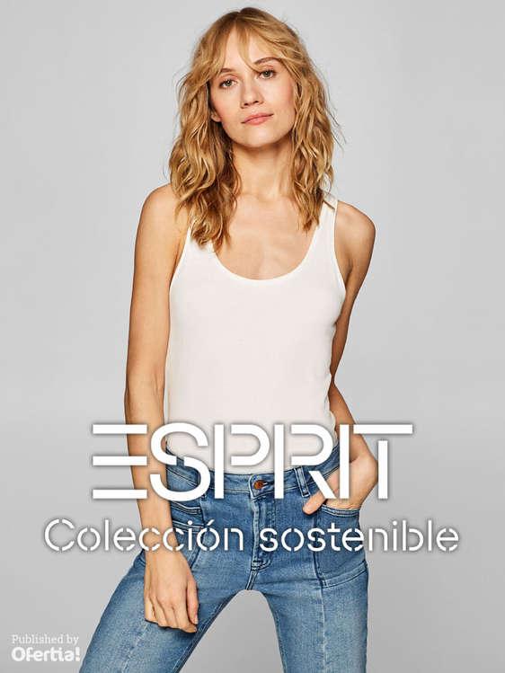 Ofertas de Esprit, Colección sostenible