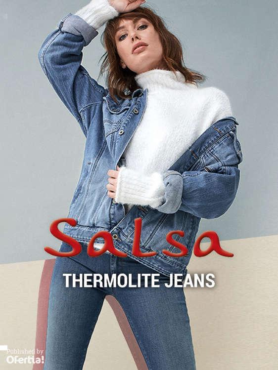 Ofertas de Salsa Jeans, Thermolite Jeans