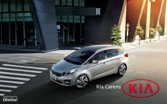 Ofertas de Kia Motors, Carens