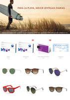 Ofertas de VisionLab, Para la playa, mejor lentillas diarias