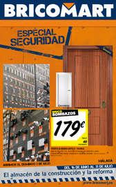 Especial seguridad - Málaga