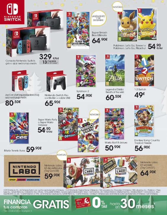 Comprar Juegos Nintendo Switch Barato En Toledo Ofertia