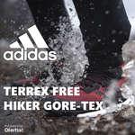 Ofertas de Adidas, Terrex Free Hiker Gore-Tex