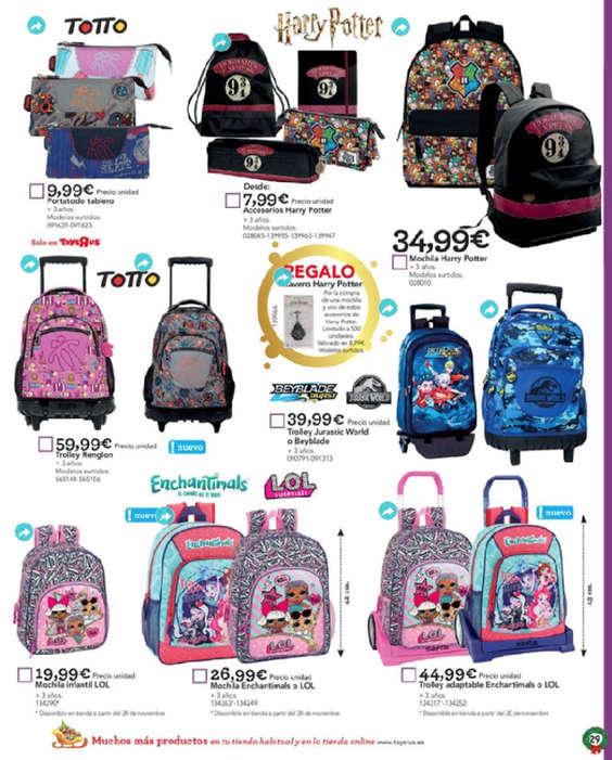 740561fe60d Comprar Mochilas para niños barato en Irun - Ofertia