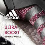 Ofertas de Adidas, Ultra Boost - Running Women