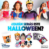 ¿Quién serás este Halloween?
