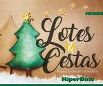 Ofertas de HiperDino, Lotes y Cestas 2017
