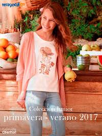 Colección Junior. Primavera - Verano 2017