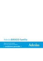 Ofertas de Mutua Madrileña, Adeslas básico familia