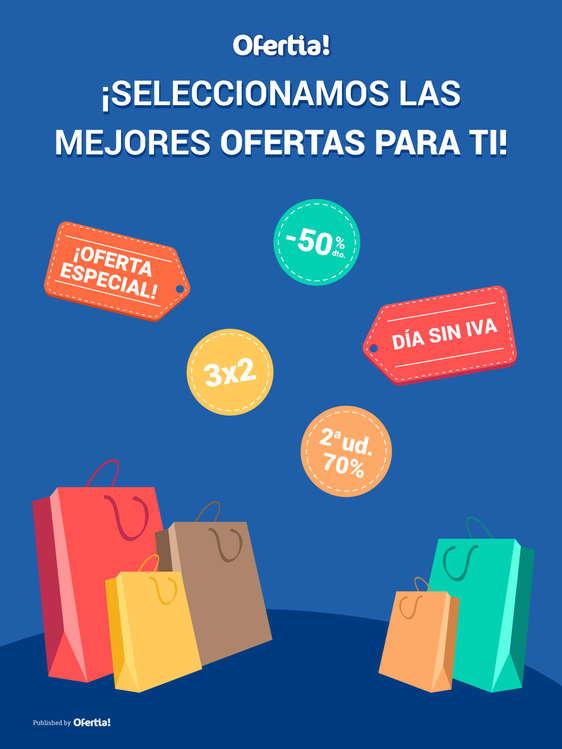 88b5c8b4aae Ofertas de Hipercor, ¡Seleccionamos las mejores ofertas para tí!