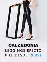 Ofertas de Calzedonia, Leggings efecto piel desde 19,95€