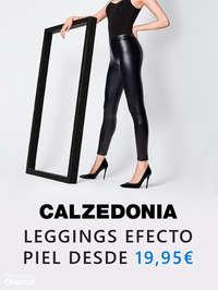 Leggings efecto piel desde 19,95€
