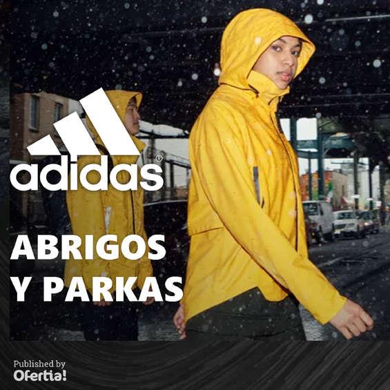 Ofertas de Adidas, Abrigos y parkas