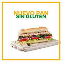 Nuevo pan sin gluten