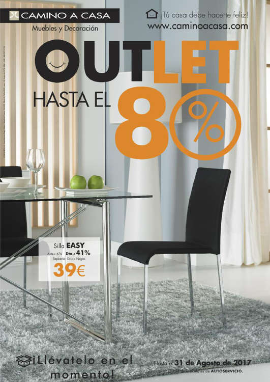 Muebles y decoracion online outlet showroom with muebles for Decoracion casa outlet