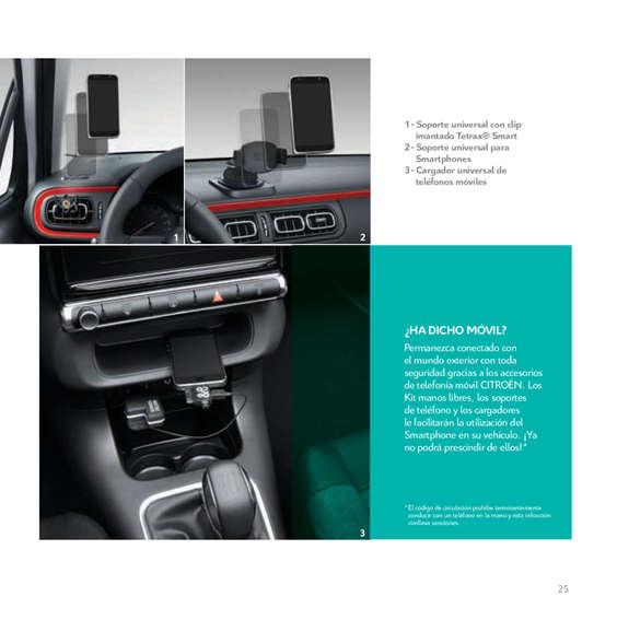 Ofertas de Citroën, Citröen C3 Accesorios
