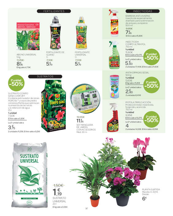 Comprar Fertilizante Líquido Barato En La Orotava Ofertia