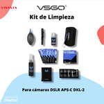 Ofertas de Visanta, Kit de limpieza VSGO