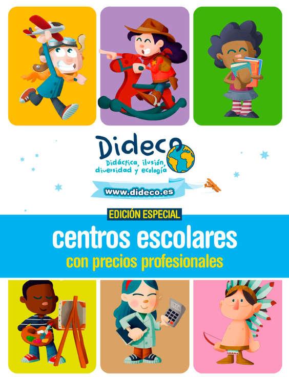 Ofertas de Dideco, Centros escolares