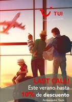 Ofertas de Viajes Cemo, Last call!